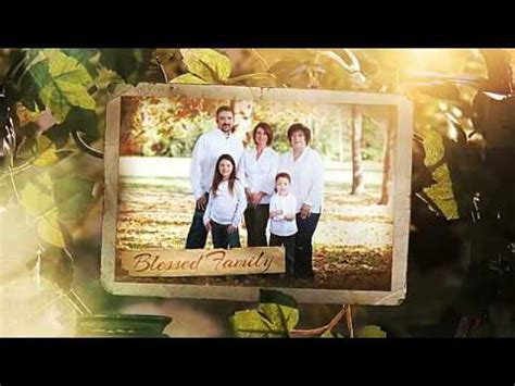 after effects templates free online the secret garden photo gallery after effects template