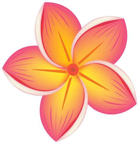 clip fiori pin di emanuela farina su clipart flowers tropical