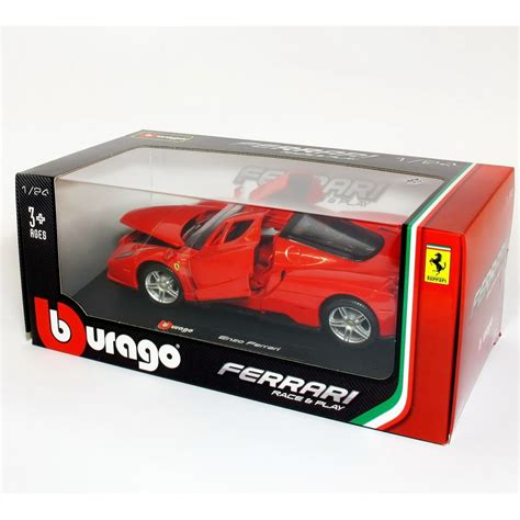 Burago Enzo Model Car Limited Edition 1 burago b26006 1 24 enzo diecast model car ebay