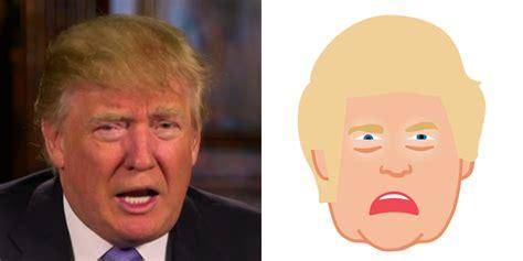 donald trump emoji donald trump beyonc 233 14 other celebrity emojis to