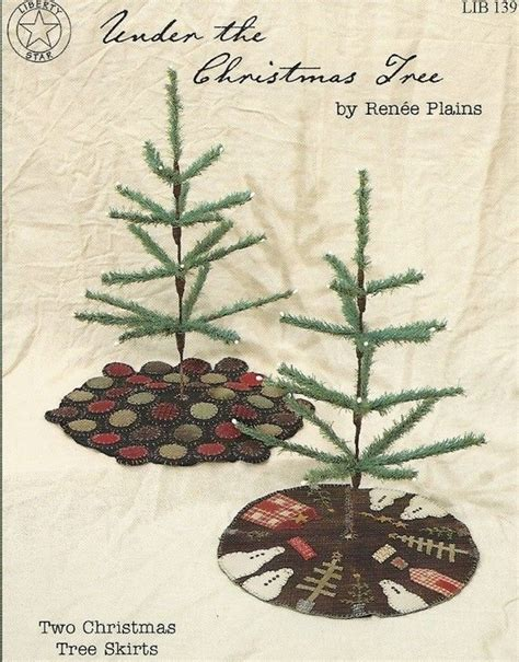 wool christmas tree pattern primitive applique patterns free primitive folk art wool
