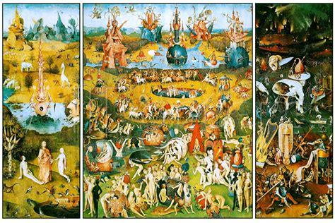 hieronymus bosch garden of hieronymus bosch garden of earthly delights poster 24x36 ebay