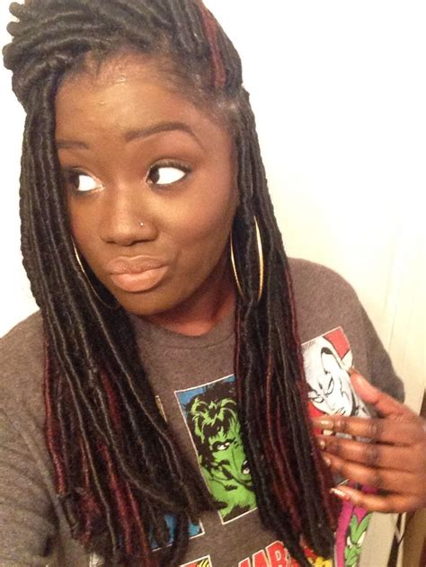 using marley hair on synthetic dreds 24 best images about fox locks on pinterest faux locs