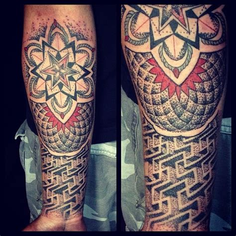 maze tattoo designs on mandala mandalas and owl tattoos