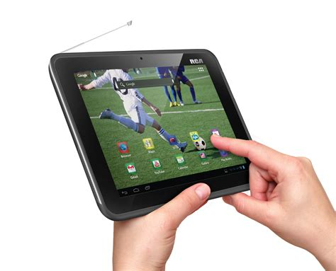 Tv Mobil rca intros mobile tv tablet with dyle bonnie cha product news allthingsd