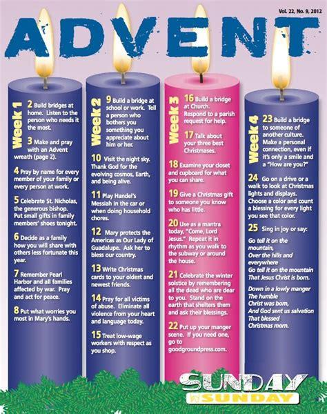 printable advent calendar prayers best 20 advent ideas on pinterest traditional advent