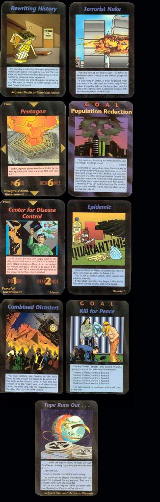 illuminati card 1995 illuminati card created in 1995