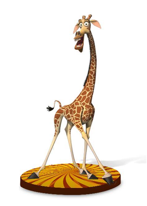 imagenes de jirafas de madagascar melman personajes madagascar