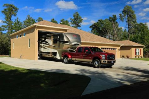 surging demand for homes with rv parking john burns real house with rv garage in florida house plan 2017