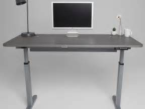 we found a standing desk that s both automatic and