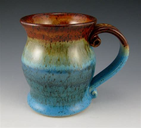 Handcrafted Ceramic Mugs - unavailable listing on etsy