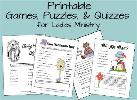 printable games for ladies other printable images gallery category page 14