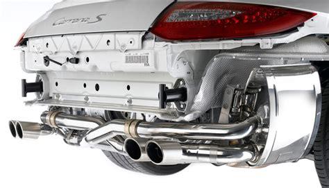 porsche exhaust system tubi style porsche 997 2 exhaust system