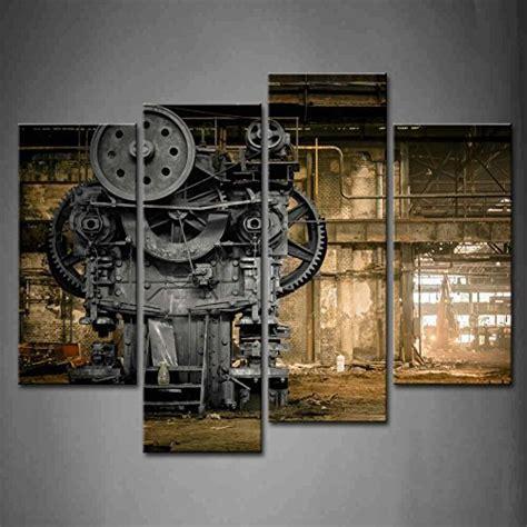 industrial wall decor industrial artwork