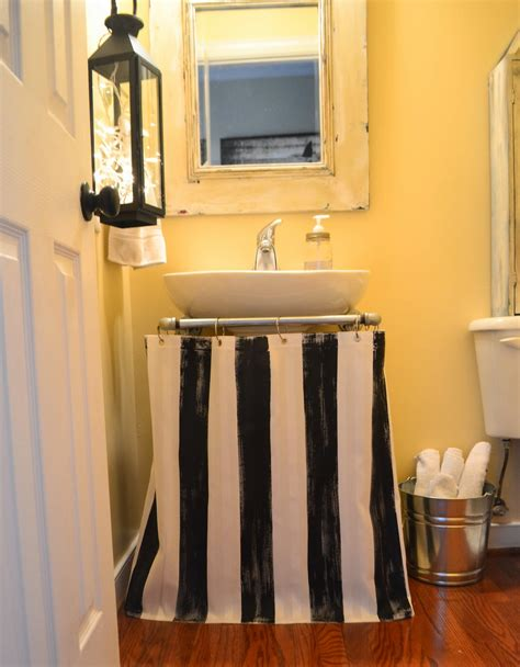 pedestal sink curtain down to earth style painted pedestal sink skirt shower