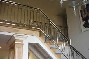 Steel Handrail Design Steel Railings Stainless Steel Railing Cool Ideas