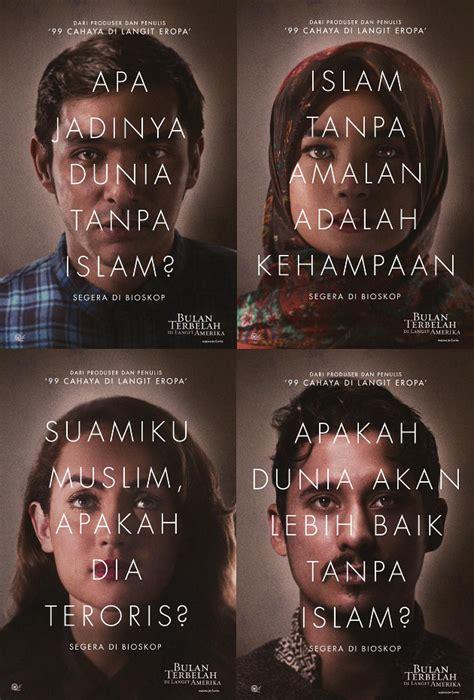 Bulan Terbelah Di Langit Amerika Cover poster bulan terbelah di langit amerika apakah dunia lebih baik tanpa islam kabar berita
