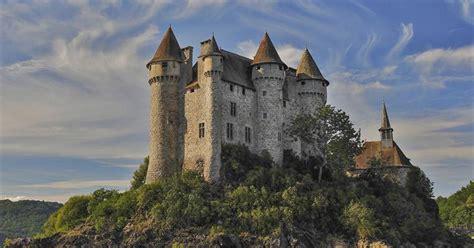 Small Plans by Ch 226 Teau De Val Bort Les Orgues Lanobre Tourisme Corr 232 Ze