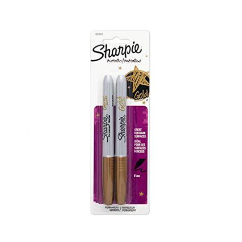 Sharpie Metallic Point 3 Pcs Set Berkualitas sharpie metallic permanent markers point gold 2