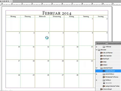 Design Of Experiments Excel Vorlage In Indesign Kalender Erstellen In 1 Minute Indesign Tutorials De