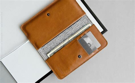 leather iphone 7 wallet by handwers 187 gadget flow