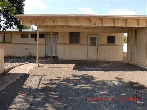 waipahu house for sale 94496 loaa street waipahu hawaii 96797 reo home details foreclosure homes free