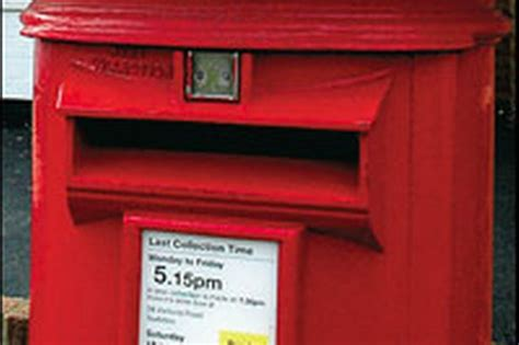Post Office Boxes Near Me by New Post Box Outside New Post Office In Eastcote Get