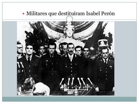 Ditadura Militar As Manifesta 231 Ditadura Argentina
