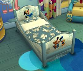 sims 4 cc beds sims 4 custom content cc download classic toddler bed