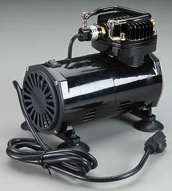 badger airstorm  auto  port airbrush compressor