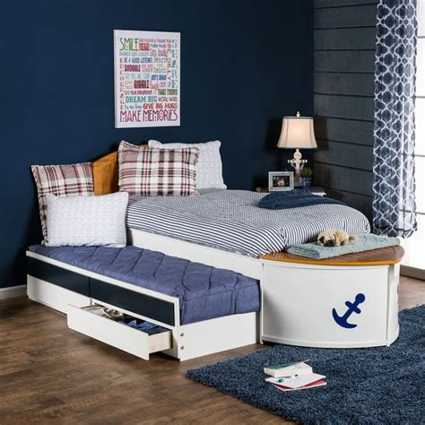 boat bed twin best 20 twin bed with trundle ideas on pinterest