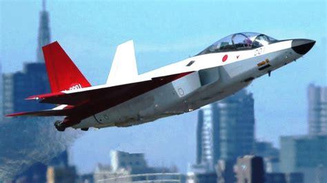 Mitsubishi X-2 Shinshin - японский истребитель 5 поколения ... X 2