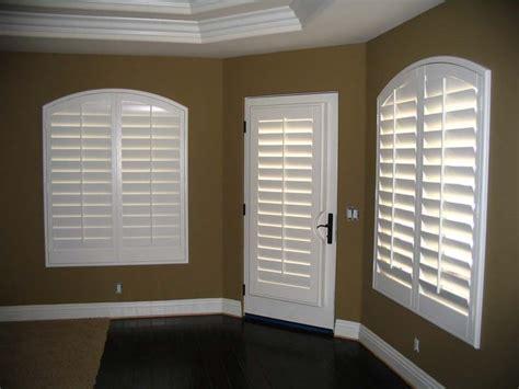 Sliding Panel Doors Interior Arch Tops 171 Stewart Shutters Custom Shutter Manufacturer