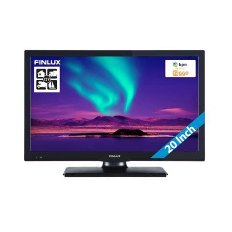 Tv Mobil 12 Inch Finlux Fld2022bk12 20 Inch 12 Volt Led Tv Met Dvd En Dvb T Finlux 12 Volt Led Tv S