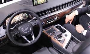 2015 Audi Q7 Interior Audi Q8 2016 Image 64