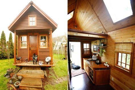 canberra man builds log cabin  trailers