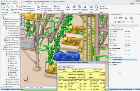 plant layout features aveva everything3d defining the future of plant design