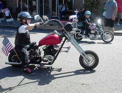Image Gallery Little Motorcycles