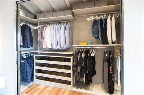 cabina armadio per mansarda cabina armadio in mansarda foto immagini e idee