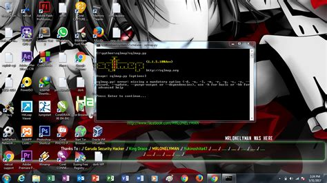 tutorial deface sql injection tutorial sql injection dengan sqlmap pada windows 7