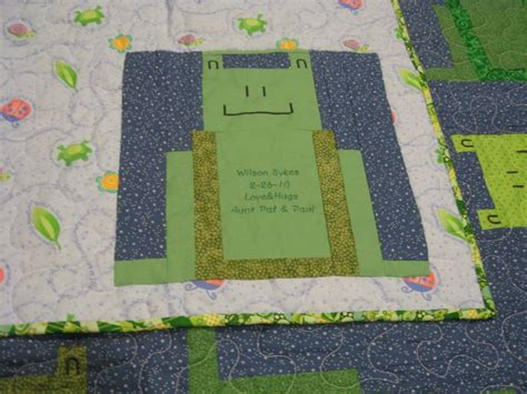 Labels For Quilts Sles by Below Is A Picture Of The Signature Label That Went On The