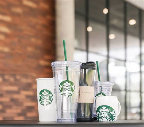 Fancy Mugs take 15 off starbucks merchandise when you say quot facebook