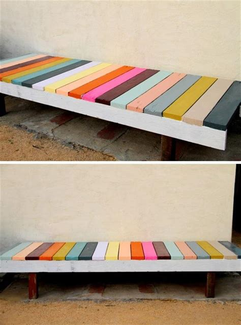 bench project 25 diy low budget garden ideas diy and crafts