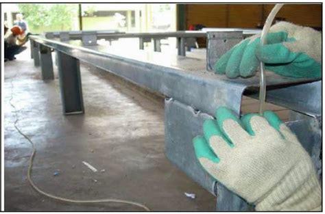 Set Rangka Dan Selang cara pasang rangka atap baja ringan pemborong bangunan