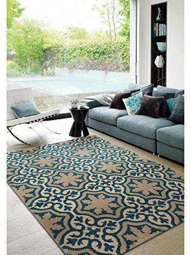 benuta teppiche benuta teppiche teppich mylin blau 300x400 cm