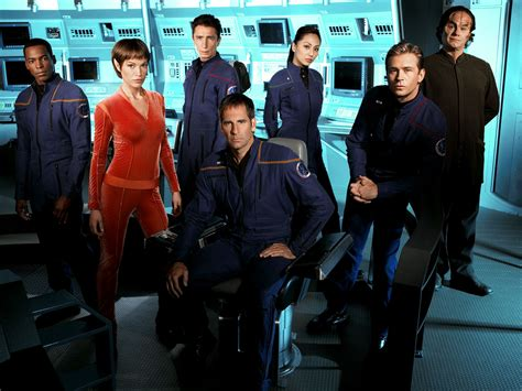 Superstar Series trek enterprise and the importance of its characters