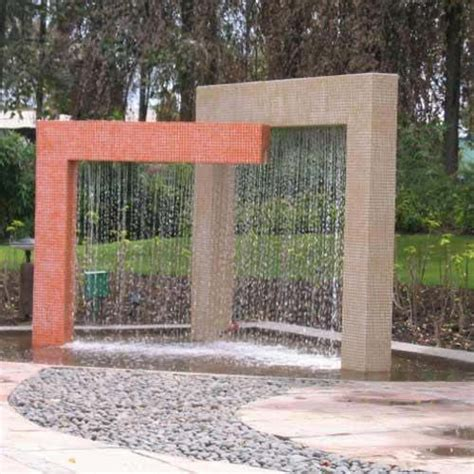 water curtain fountain products glass water curtain manufacturer manufacturer