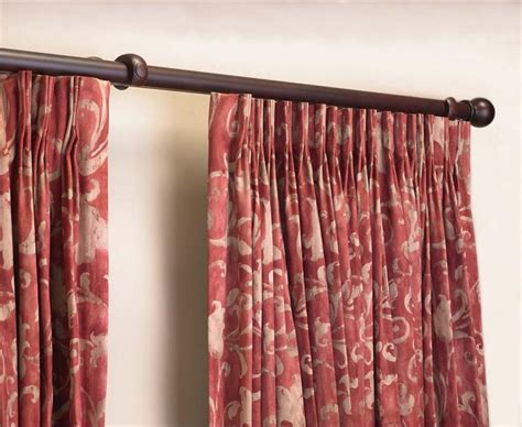 traverse rods curtains keep it simple and sweet with traverse rod curtains