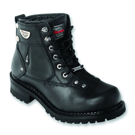milwaukee boots milwaukee mb445 outlaw boots cruiser harley boots