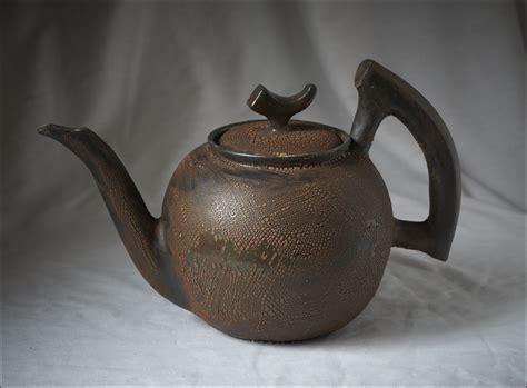 Handmade Teapots - handmade textured ceramic teapot by lena ohbear on deviantart